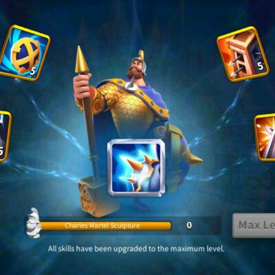 Rise of Kingdoms - Mobile Game