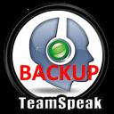 TeamSpeak3 Backup